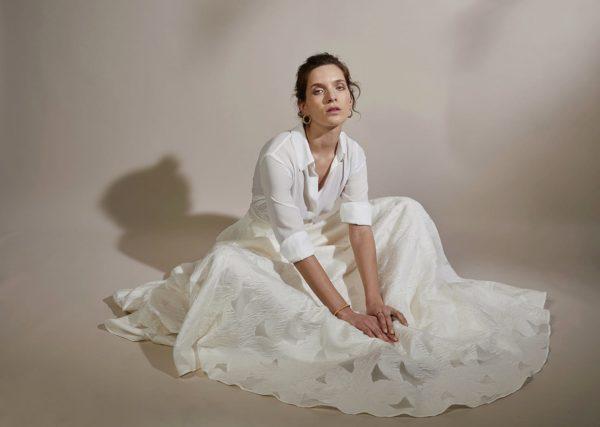 Anne de Lafforest - Robes de mariée -Paris - Collection 2020