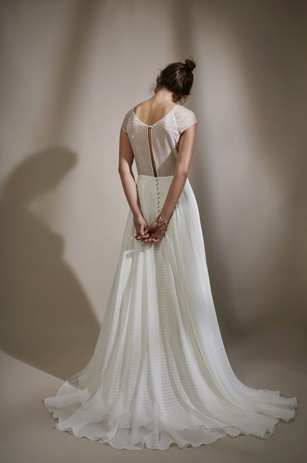 Anne de Lafforest - Robes de mariée -Paris