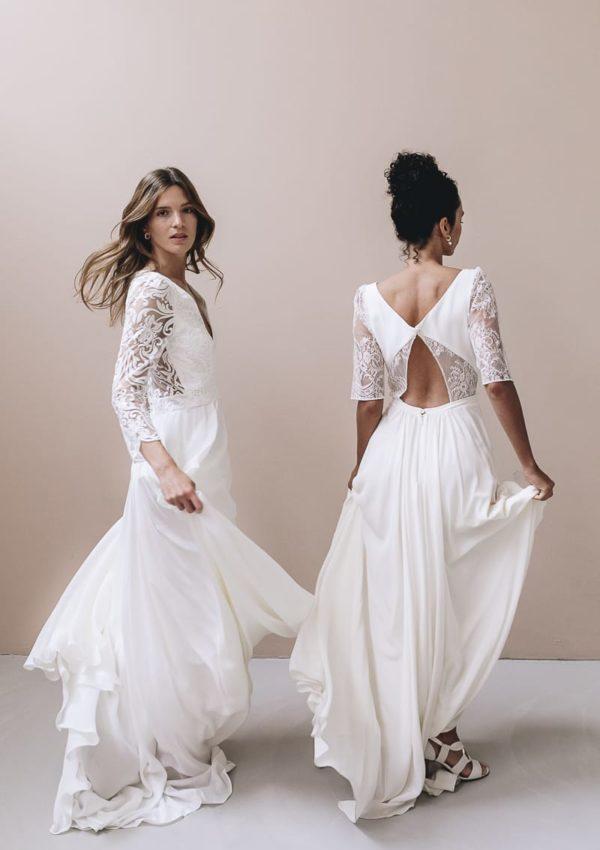 Anne de Lafforest - Robes de mariée