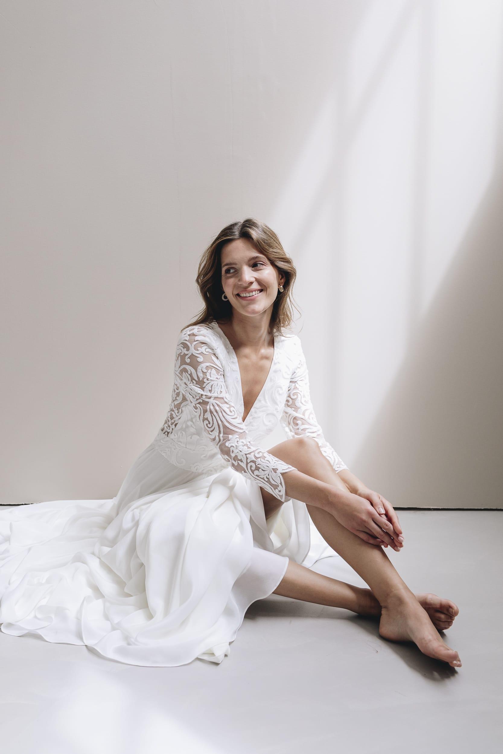 Anne de Lafforest - Robes de mariée - Paris