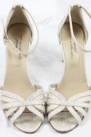 sandales de mariée confortable chaussure mariage
