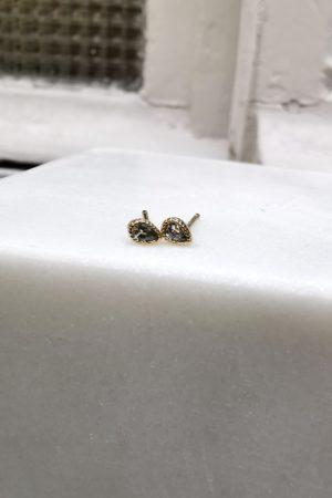 Boucles d'oreilles Laura - Anne de Lafforest - Paris