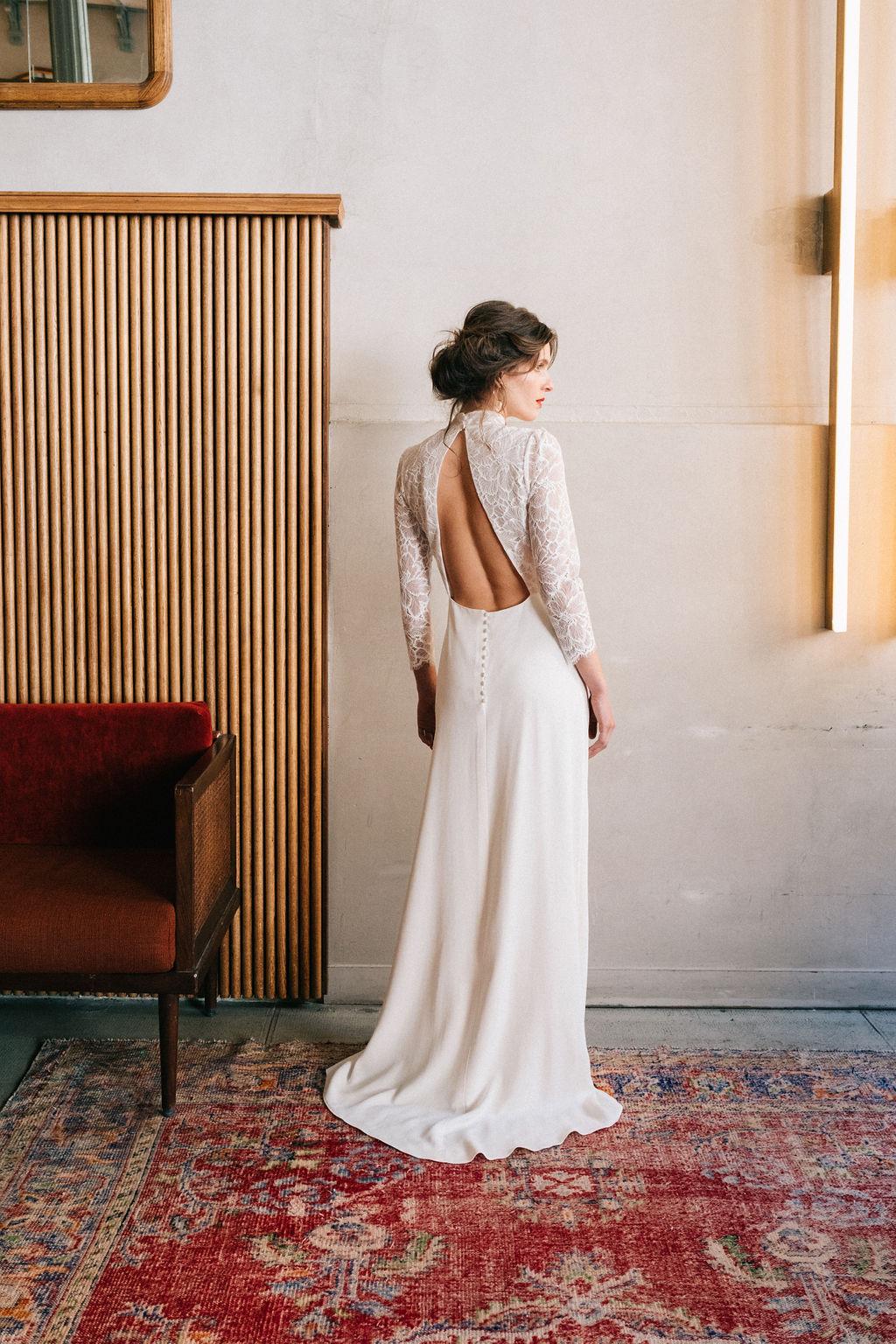 Atlantic City - Robe de Mariée Anne de Lafforest