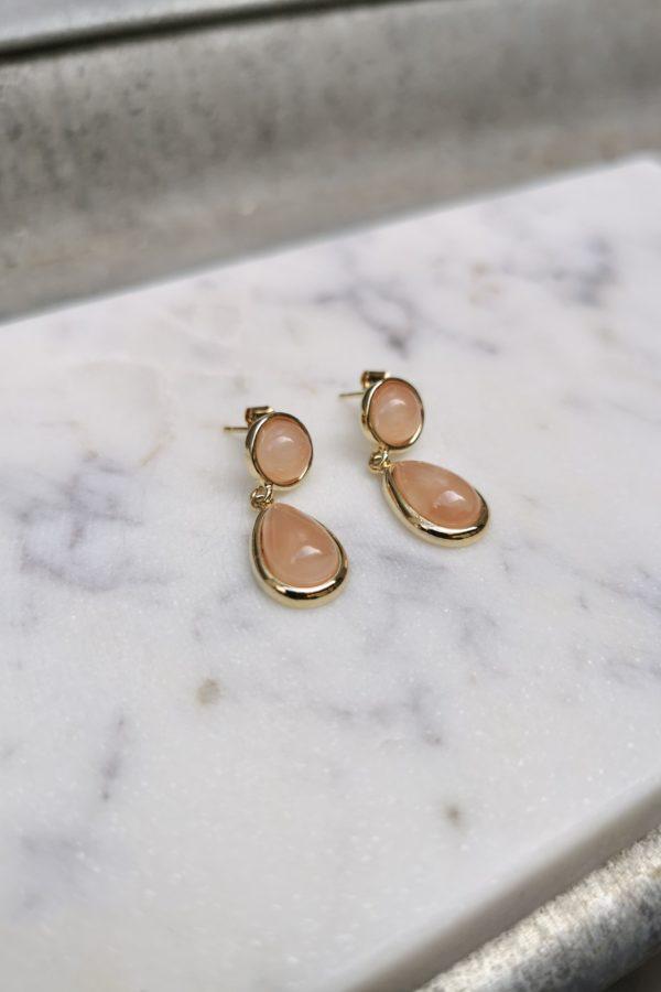 Boucles d'oreilles Justine- Anne de Lafforest - Paris