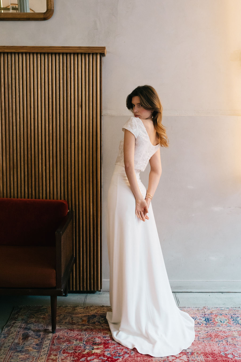 Robe de Mariée Bellagio & Riviera - Anne de Lafforest