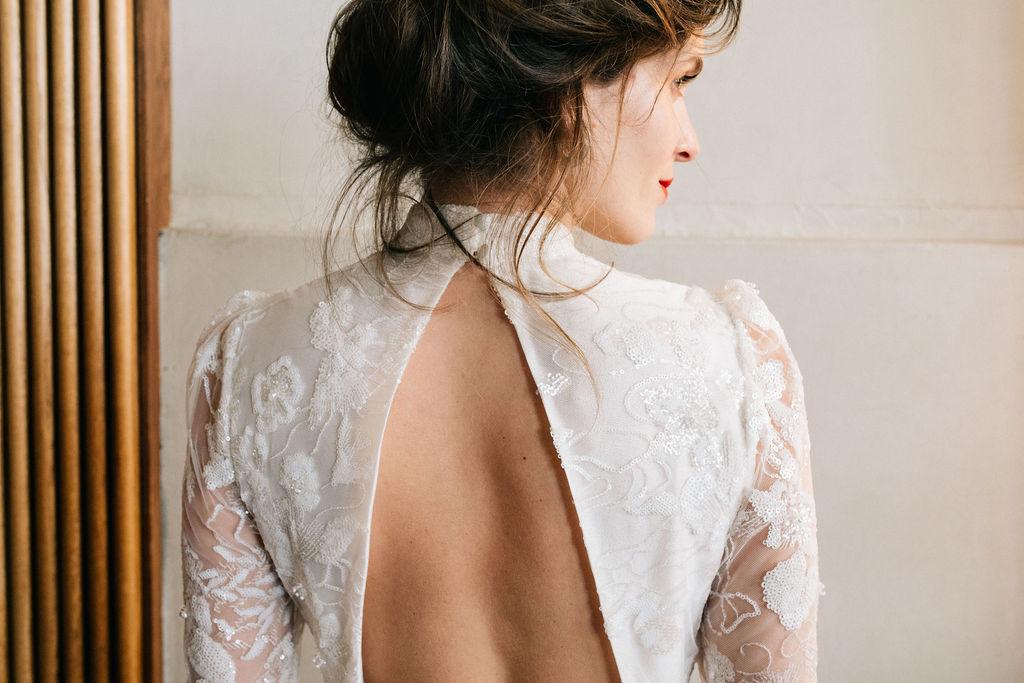Robe de Mariée Vegas - Anne de Lafforest - Paris
