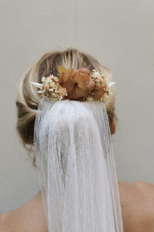 peigne mariée accessoire mariage
